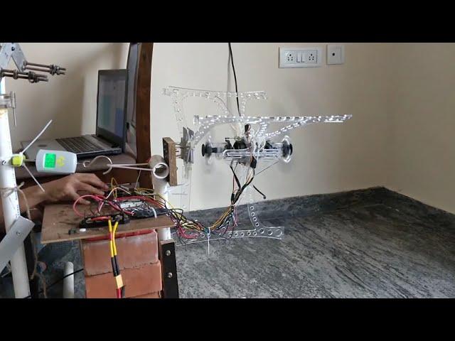 RangeDisc testbench thrust check
