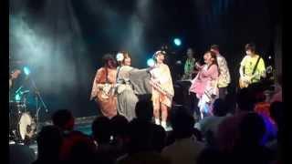 平成琴姫 2013 3.3 姫会X in 初台DOORS この日発表した新曲なのに衛兵さ...
