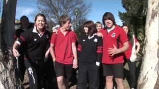Shazza and Dazza - Oberon High School