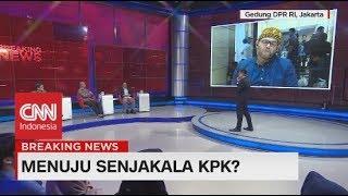 Debat Seru! Aktivis dan DPR Tentang Seleksi Capim KPK #KupasTuntas
