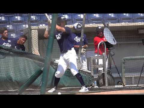 Brant Voth, Murrieta Mesa High School C/OF (2018 MLB PDP)