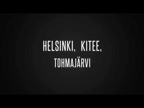 Helsinki - Kitee  - Tohmajärvi