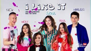 I Like It, Սաունդթրեք / Soundtrack