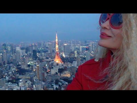 Adeyto @ 270 m MORI TOWER Helipad SUNSET Stunning TOKYO TOWER