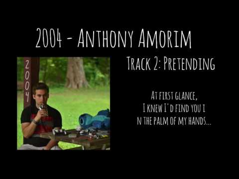 2004 - Anthony Amorim (Full Album with Lyrics)