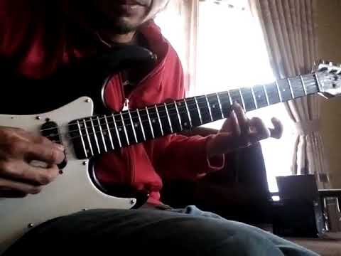 Guitar Lesson Ballad In D Minor By (Panos A.Arvanitis) Part 2