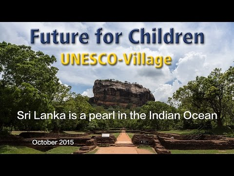 Sri Lanka is a pearl in the Indian Ocean