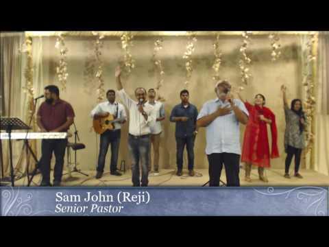 Exodus Cochin - Sunday Service (English Svc)- January 8, 2017