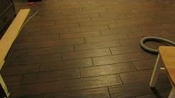 DIY Montagna Saddle Wood Look Glazed Porcelain Floor