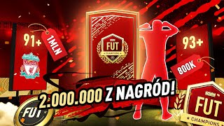 PLKD PRZEPRASZAM! 2.000.000 WARTOŚĆ NAGRÓD ZA FUT CHAMPIONS! FIFA 20 JUNAJTED