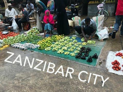 VLOG#11 Cestujeme na Zanzibar a ako sme kúpili 3 mangá za 2$