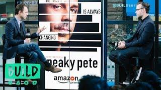 """Giovanni Ribisi Discusses His Amazon Series, """"Sneaky Pete"""""""