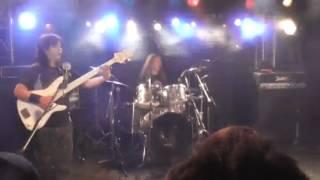 2015/3/9 目黒LiveStation アーリー爆風トリビュートバンド (Dr:ファ...