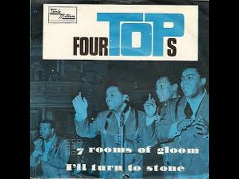 Four Tops:-'I'll Turn To Stone'