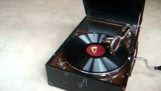 York Minster Bells, 78rpm gramophone record of change ringing