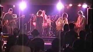 喧嘩日和(東京事変のカバーバンド)のライブ.