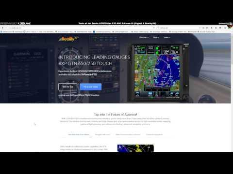 Tools of the Trade: GTN750 for X-Plane & Prepar3D [English] - PakVim