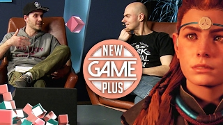 New Game Plus #005 | Horizon: Zero Dawn, Tales of Berseria, Spielreleases KW 5 | 30.01.2017