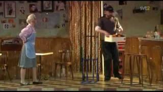 Cenerentola Stoccolma - Angelina  Malena Ernman - Regia: Irina Brook