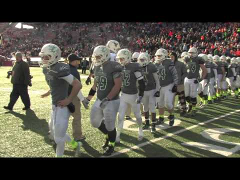 Greendale Falls Short In D3 Football Title Game