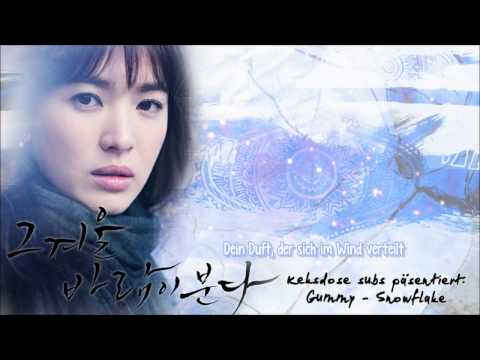 [HD] Gummy - Snowflake (That Winter, The Wind Blows OST) [German Subs]