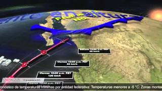 SANDRA SE ENCUENTRA A 390 KILÓMETROS AL OESTE- SUROESTE DE SAN BLAS, NAYARIT
