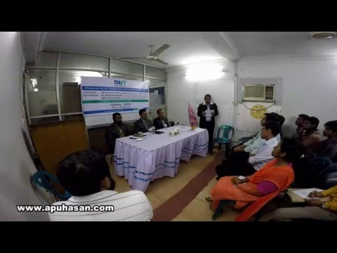 Orientation and Certificate Distribution Organized by DRONE
