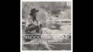 Michelle Branch- Knock Yourself Out (live acoustic)