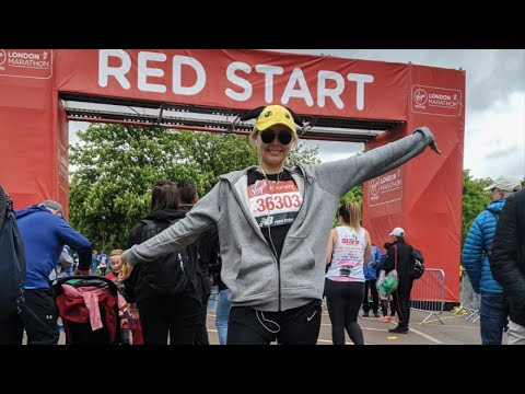 My London Marathon 2019 Vlog