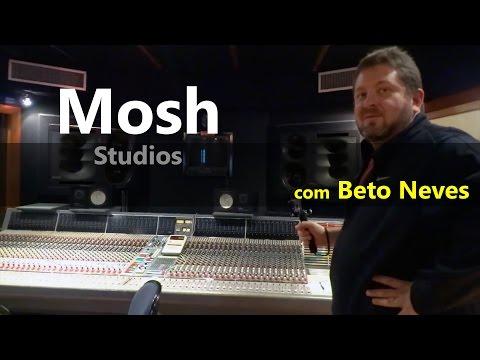 Mosh Studios com Beto Neves - Audioreporter News #16