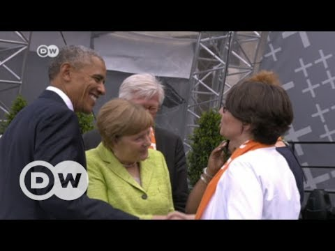 Merkel, Obama debate faith and politics | DW English