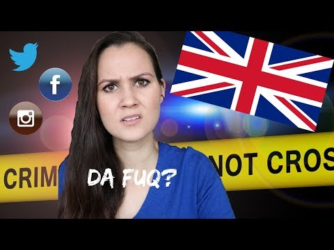 OFFENDING Someone In The United Kingdom Is Now A CRIME