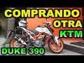 Comprando Otra Ktm Duke 390 Blitz Rider