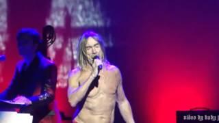 Iggy Pop-BREAK INTO YOUR HEART-Live @ The Masonic, San Francisco, CA, March 31, 2016