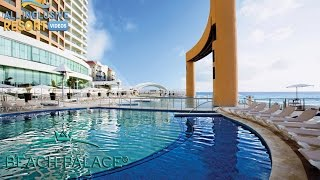 Beach Palace All Inclusive Resort Cancun Mexico