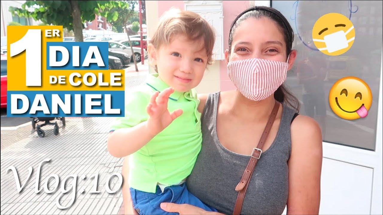 Primer día de Jardin de Daniel | Vlog 10
