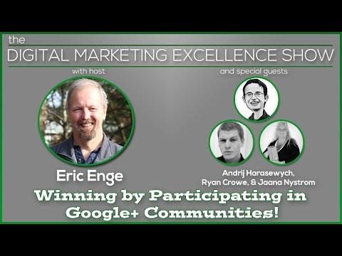 Winning by Participating in Google+ Communities!