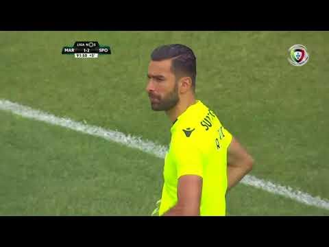 Goal | Golo Ghazaryan: Marítimo (2)-1 Sporting (Liga NOS 2017/18 #34)