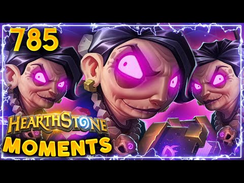 RIN INTO RIN INTO RIN..!! | Hearthstone Daily Moments Ep.785