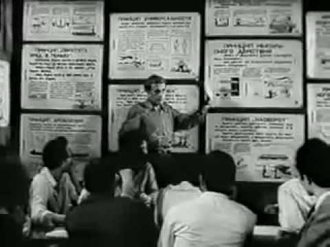 Наука Изобретать. Альтшуллер - создатель ТРИЗ. Алгоритм изобретения.