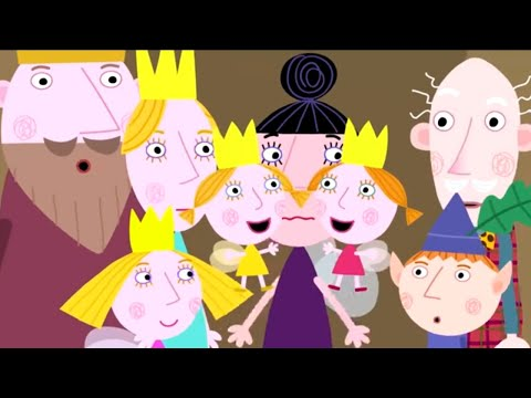 Ben and Holly's Little Kingdom   Elevator To Centre Of Earth! (60 MIN)   Kids Cartoon Shows