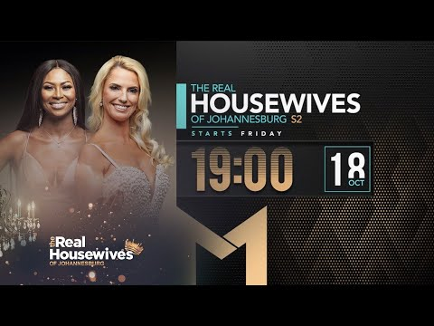 The Real Housewives Of Johannesburg Return With Season 2! | 1 Magic
