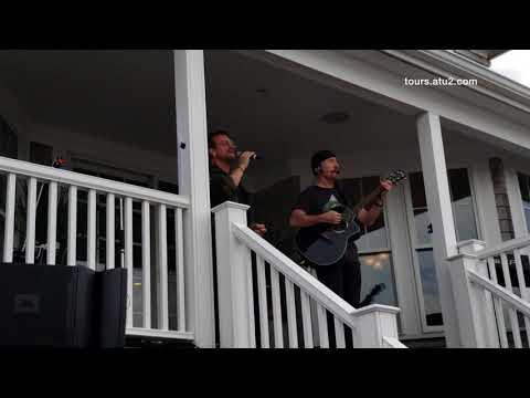 U2 - Stuck In A Moment - Bourne, MA (Cape Cod), June 30, 2018 (www.atu2.com) from YouTube · Duration:  4 minutes 24 seconds