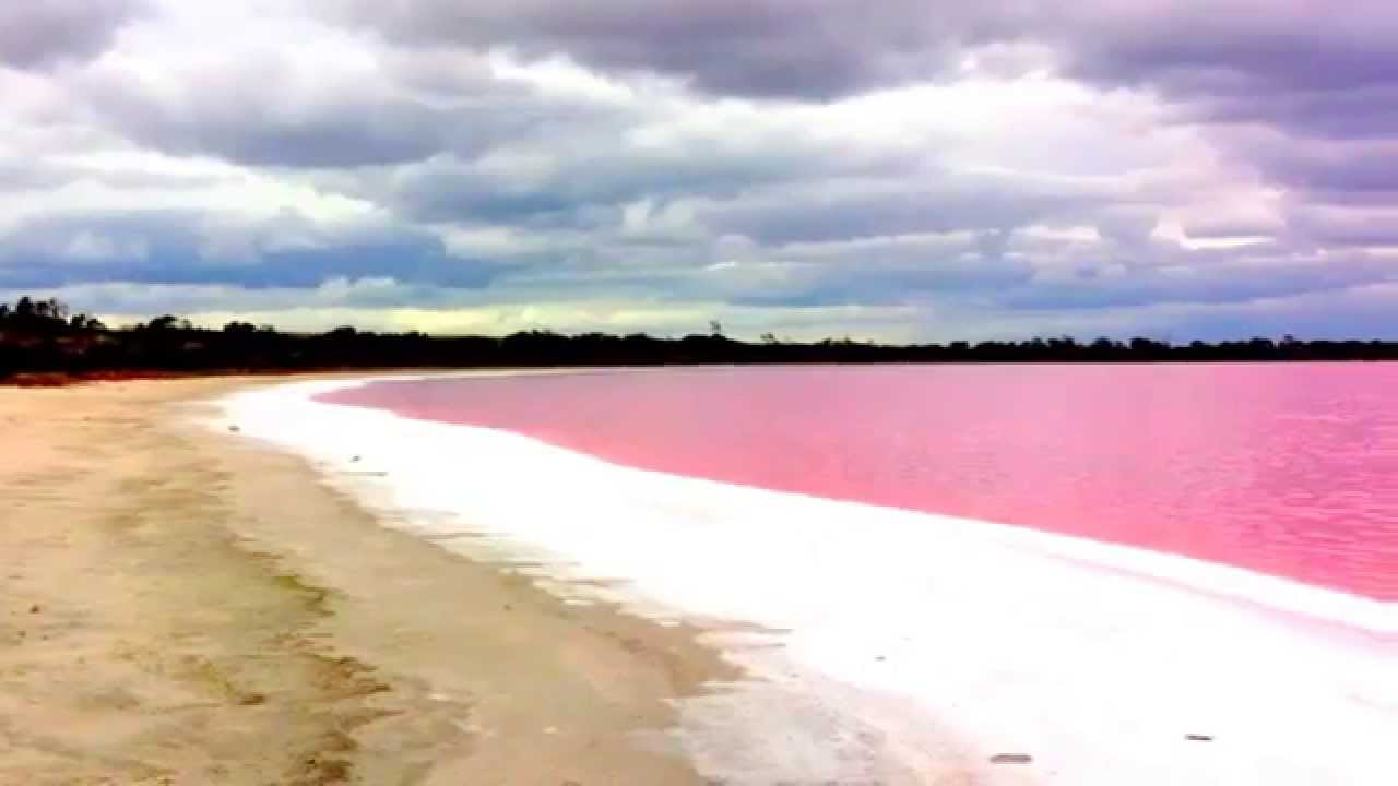 Pink Lake 1b Loch Iel Dimboola Vic