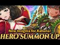 [Valiant Force Summoning] 5340 Gems! Zhuge Liang&Kahuna Rate Up!