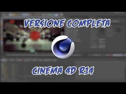 Come scaricare e installare Cinema 4D R14 GRATIS!!
