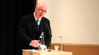 James Fenton reads 'Jerusalem'