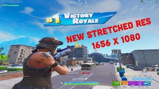 How To Get Stretched Resolution On Fortnite [2019]