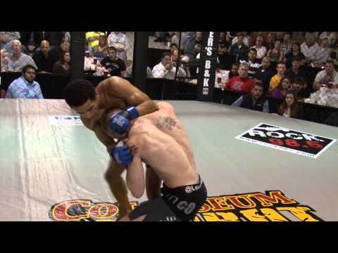 Andrew Ferguson vs. Levi Rose -=- Colosseum Combat XXII