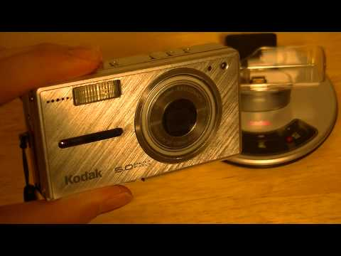 Kodak Easyshare V530 5MP Retro Review: